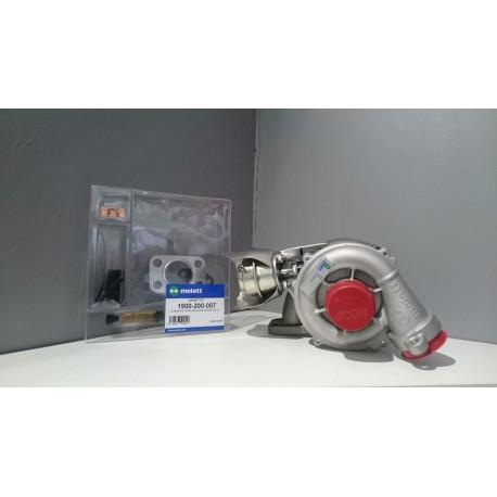Nové turbodmychadlo Mazda 3 1.6 DI 80 KW motor:  DV6TED4